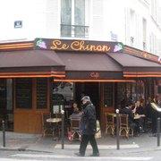 Le Chinon, Paris