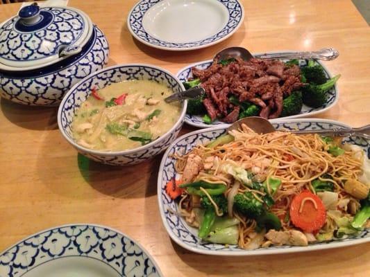 for Authentic thai cuisine los angeles ca