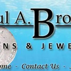 Brombal, Paula Coins and Jewelry logo