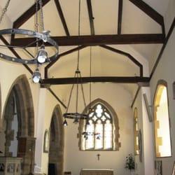 The South Aisle - the original mediaeval…