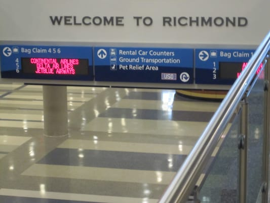 Rent A Car In Richmond Va Airport