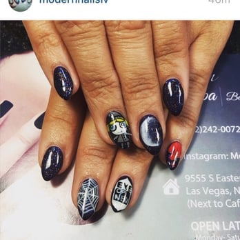 Modern nails las vegas 371 photos nail salons for 24 nail salon las vegas