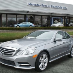 Mercedes benz of bloomfield hills bloomfield hills mi for Mercedes benz bloomfield