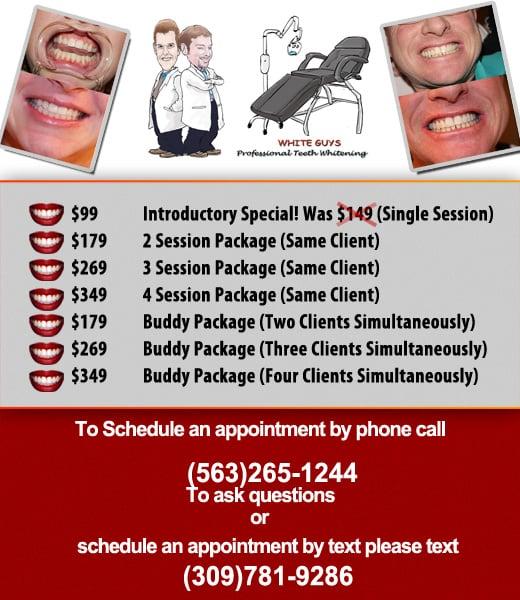 Teeth Whitening Davenport Teeth Whitening