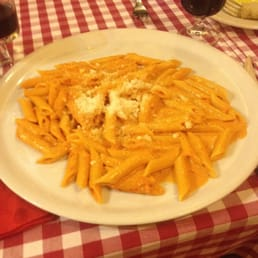 Best penne vodka I've had in my life.