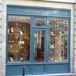 Christian Louboutin, Paris