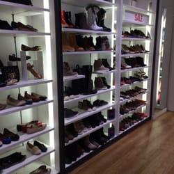 Aldo Shoes on Newbury Street, Boston