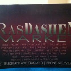 Ras Dashen Market - Oakland, CA, États-Unis