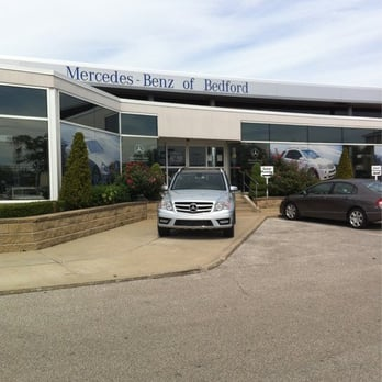 mercedes benz of bedford car dealers 18122 rockside rd