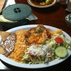 Birrieria Lalo's - Combination Plate - Los Angeles, CA, Vereinigte Staaten