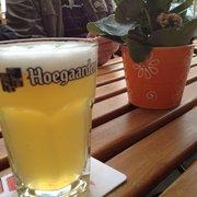 Hoegaarden alkoholfrei, mit leichter…