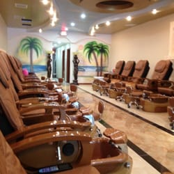 American nails spa nail salons fort lauderdale fl for A nail salon fort wayne in