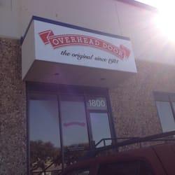 Overhead Door Company of Dallas - Commercial garage door repair