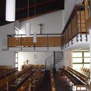 Martin-Luther-Kirche, Erlangen, Bayern
