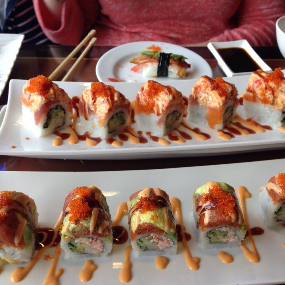 Lakeville Garden Sushi Sushi Bars Petaluma Ca Yelp