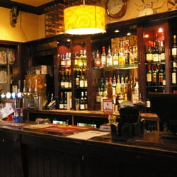 The main bar