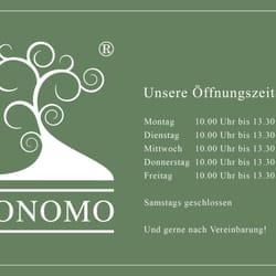 NONOMO Federwiege: Unsere Öffnungszeiten