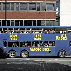 Magic Bus, Manchester