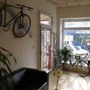 Asphalthelden Fahrradkurier  Werkstatt  Custom Bikes, Bochum, Nordrhein-Westfalen