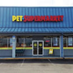 Pet Supermarket offers pet supplies and small pets for sale. They seem to be a bit less expensive than their competators but more than the big box stores. They have a good selection of supplies for birds and the employees are always friendly.4/4(4).