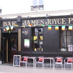 James Joyce Pub, Paris