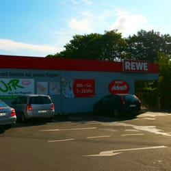 REWE-Richrath Supermarkt Hürth, Hürth, Nordrhein-Westfalen, Germany