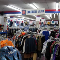 The Salvation Army Family Stores