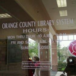 Orange county library system homework help
