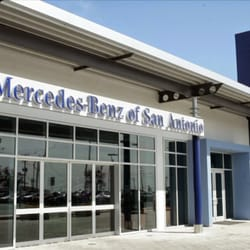 Mercedes-Benz of San Antonio logo