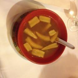 Soupe aux crevettes très épicée et avec…