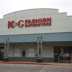 K&G Fashion Superstore logo