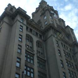 Royal Liver Building, Liverpool, Merseyside