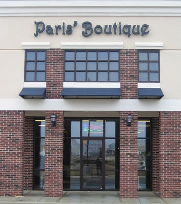 Clothing stores in champaign il