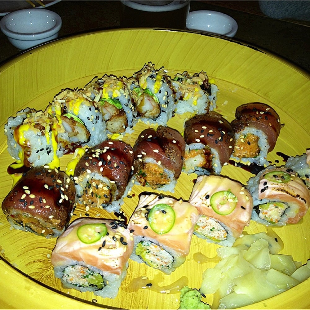 Catch 604 photos asian fusion meatpacking district for Akane japanese fusion cuisine new york ny