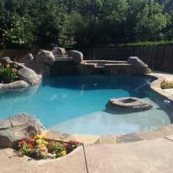 Demeo Custom Pools Spas 22 Photos Swimming Pools 4103 Flintwood Ln Round Rock Tx