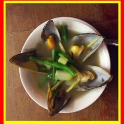 Tinola Mussel Soup