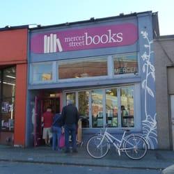 Mercer Street Books logo