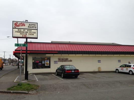 Baxter Auto Parts Greenlake Seattle Wa Yelp