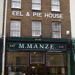 M Manze, London