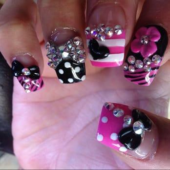 Jenny s 3d nails art 213 photos 29 reviews nail for 3d nail art salon