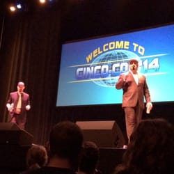 State Theatre - Tim & Eric 9-26-14 - Minneapolis, MN, Vereinigte Staaten