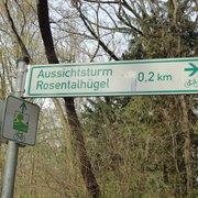 Mückenschlösschen am Rosental, Leipzig, Sachsen, Germany