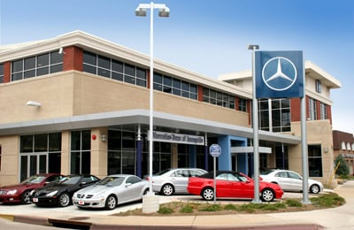 Used mercedes in md maryland used mercedes specials for Mercedes benz service department