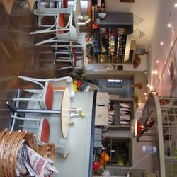 Egg Benedict Caffe, London