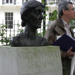 The Virginia Woolf Society talk in the…