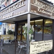 Turkish Delight, Manchester