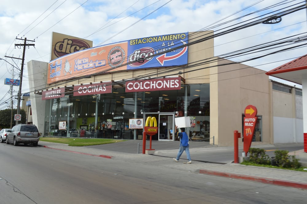 Muebles Dico La Chapu Chapultepec Tijuana Baja
