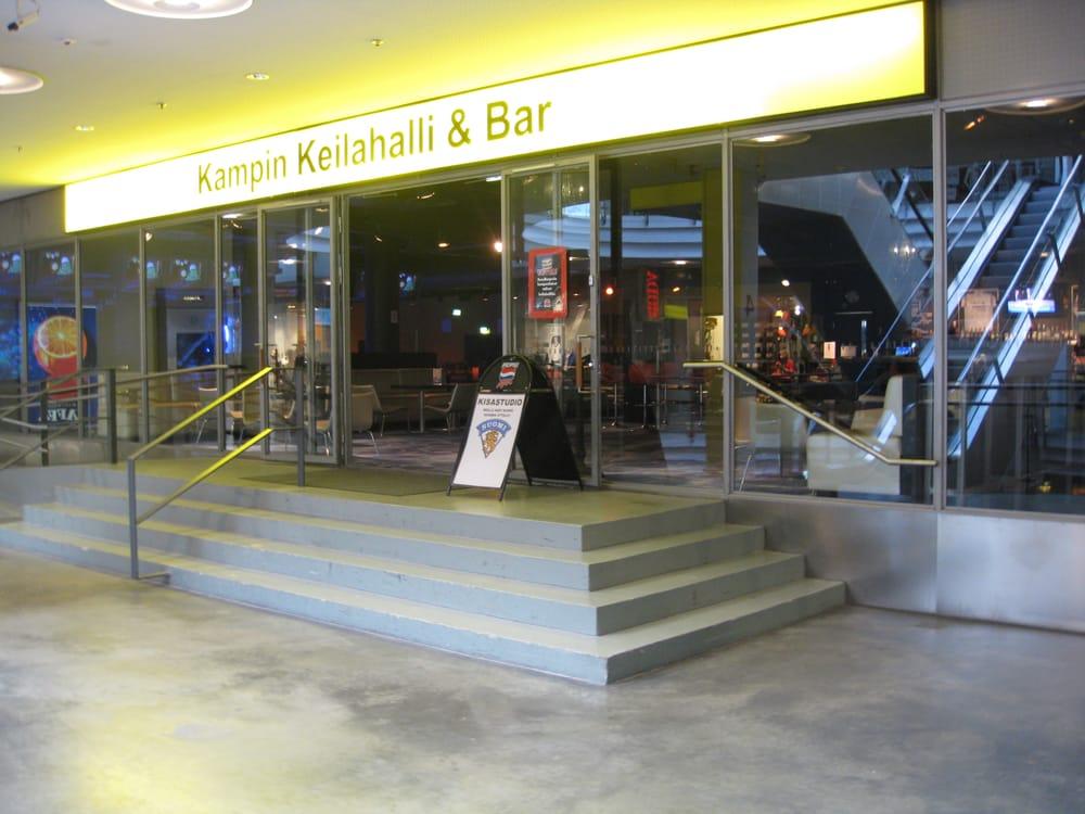 Kampin Keilahalli & Bar - Keilailu - Kamppi - Helsinki ...