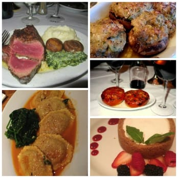 Ruth's Chris Steak House - Topanga Canyon Blvd, Woodland Hills, California - Rated based on Reviews