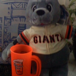 My Lou Seal (stein not included!)